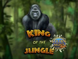 King of the Jungle - Golden Nights Bonus