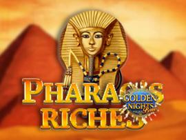 Pharao's Riches - Golden Nightds Bonus