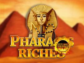 Pharao's Riches - Red Hot Firepot