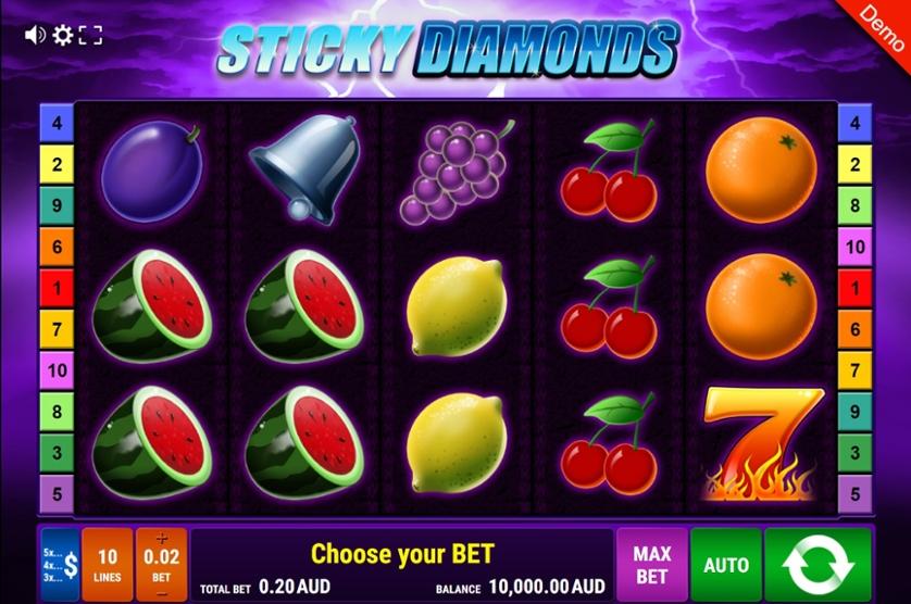 Spielen Sie Diamond Wild Kostenlos Im Demo Mode Von ISoftBet