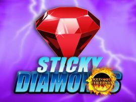 Sticky Diamond - Red Hot Firepot