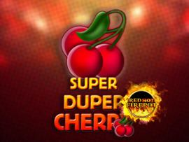 Super Duper Cherry - Red Hot Firepot