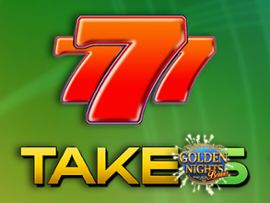 Take 5 - Golden Nights Bonus