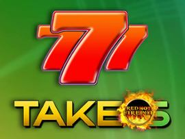 Take 5 - Red Hot Firepot