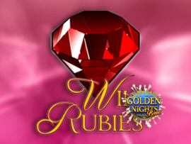 Wild Rubies - Golden Nights Bonus