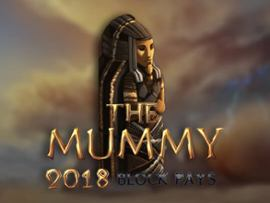 The Mummy 2018 - Block Pays