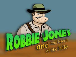 Robbie Jones and the Hearth of the Nile