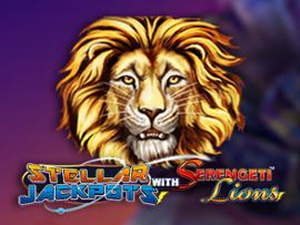Stellar Jackpots with Serengeti Lions