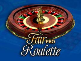 Fair Roulette Pro