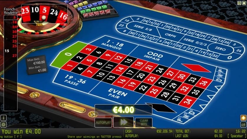 Online Roulette Serios