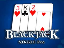 Black Jack Single Pro