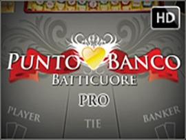Punto Banco Batticuore Pro