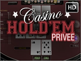 Casino Hold'em Privee