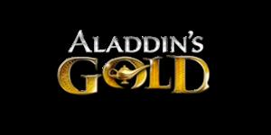 Aladdin's Gold Casino Logo