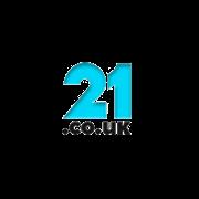 21.co.uk Casino Logo