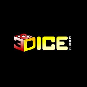 3DICE Casino Logo