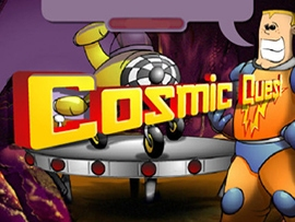 Cosmic Quest Mission Control