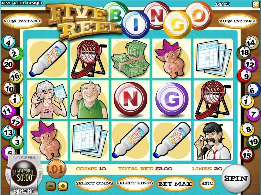 Spielen Sie Buffalo Bingo Kostenlos Im Demo Mode Von MGA