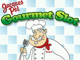 Jacques Pot: Gourmet Slot