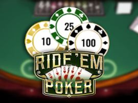 Ride'em Poker