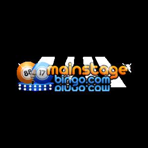 Mainstage Bingo Casino Logo