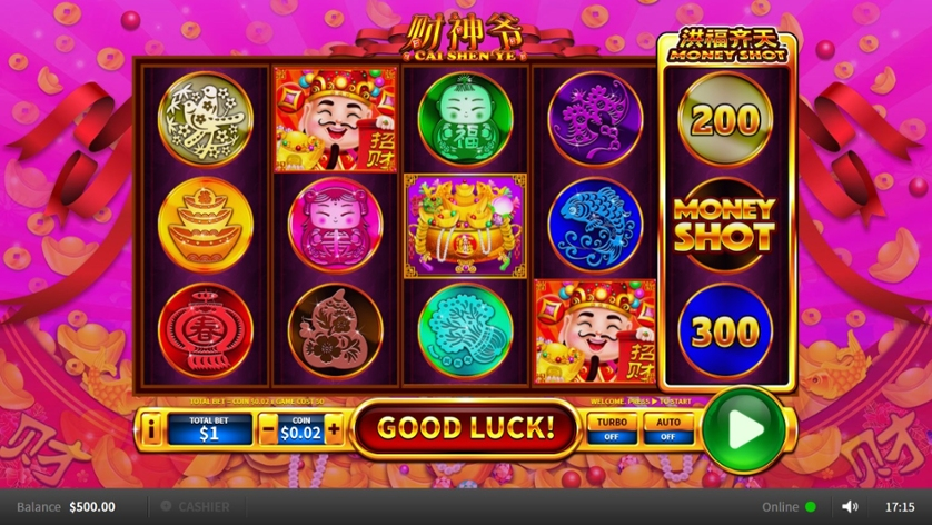 Spiele Ri Sheng Yue Geng - Video Slots Online