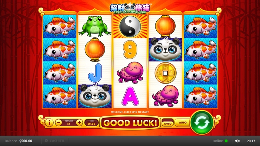 Spiele Zhao Cai Xiong Mao - Video Slots Online