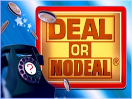 Deal Or No Deal Blue