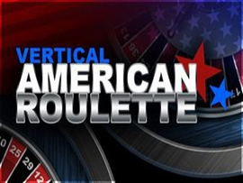 Vertical American Roulette