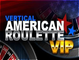Vertical American Roulette VIP