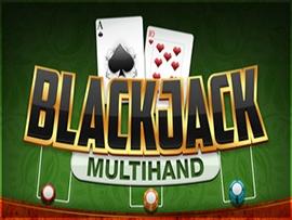 Blackjack Multihand 3 seats