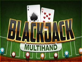 Blackjack Portuguese Multihand 7 seats