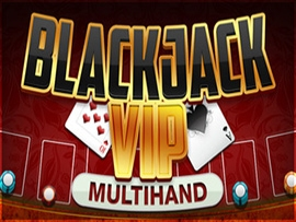 Blackjack Portuguese Multihand 7 seats VIP