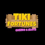 Tiki Fortunes Casino Logo