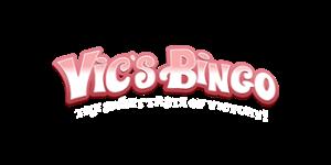Vic'sBingo Casino Logo