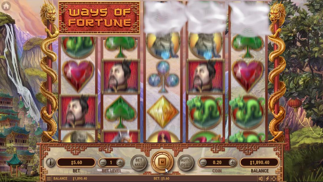 Ways of Fortune 3 extra symbols