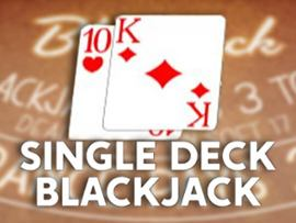Single Deck Blackjack (Nucleus Gaming)