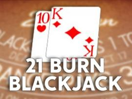 21 Brun Blackjack