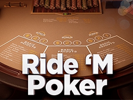 Ride 'M Poker