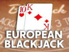 Europen Blackjack