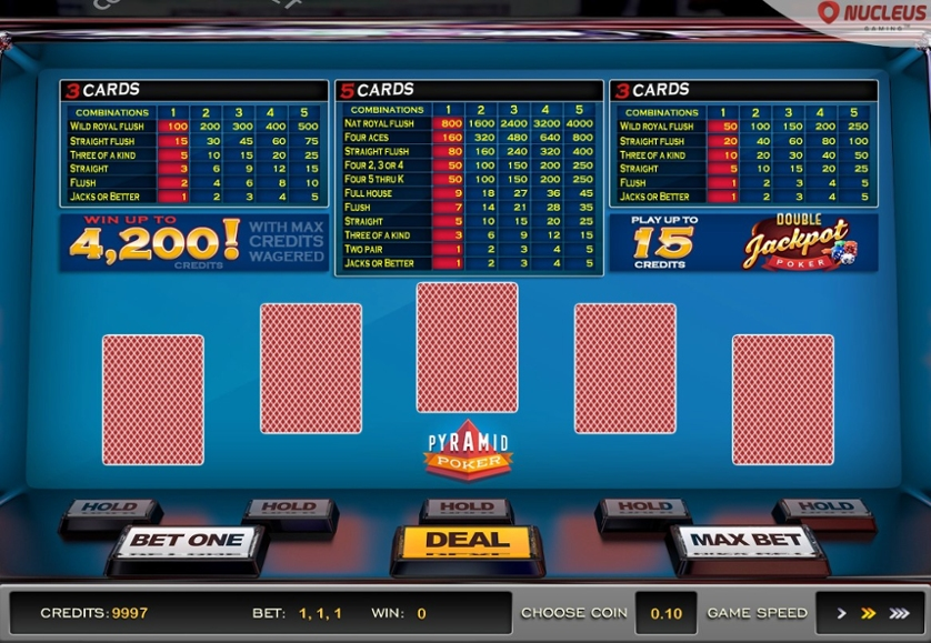 Double Jackpot Poker(Nucleus Pyramid Poker).jpg