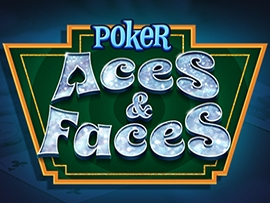 Poker Aces & Faces (Nucleus Pyramid Poker)