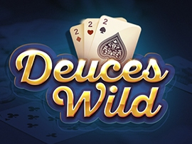 Deuces Wild (Nucleus Pyramid Poker)