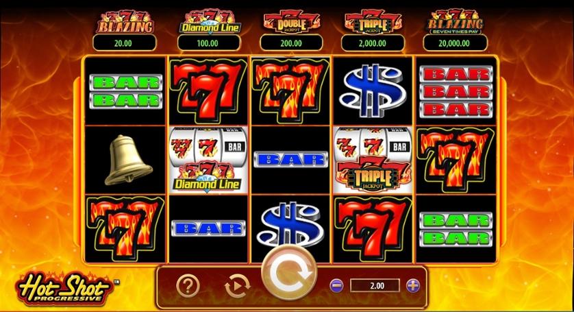 Second chance slot machine