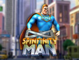 Spinfinity Man