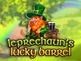 Leprechauns Lucky Barrel
