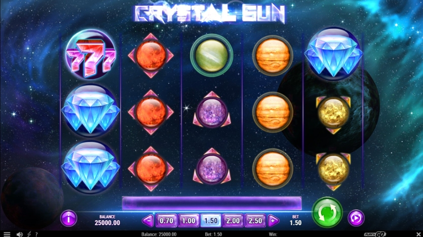 Play Star Crystals Slot Machine Free with No Download