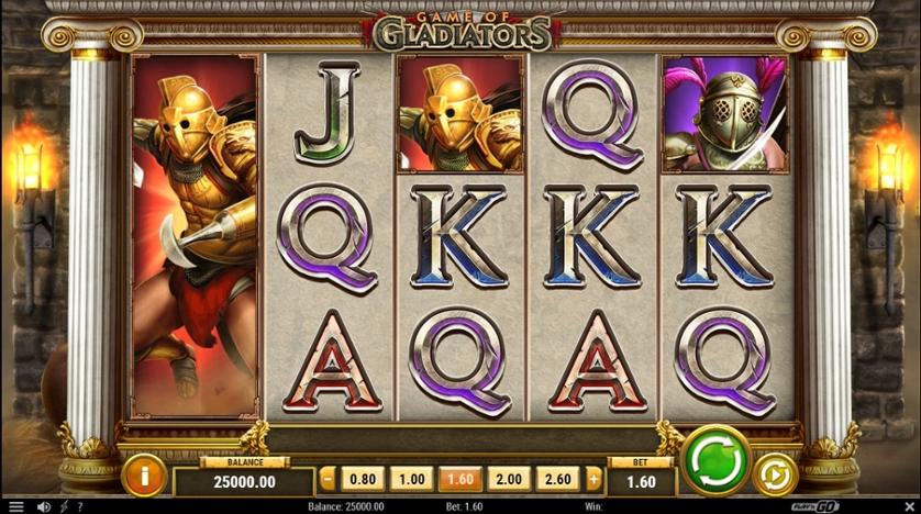 Игровые автоматы gladiator играть бесплатно платформа казино чемпион