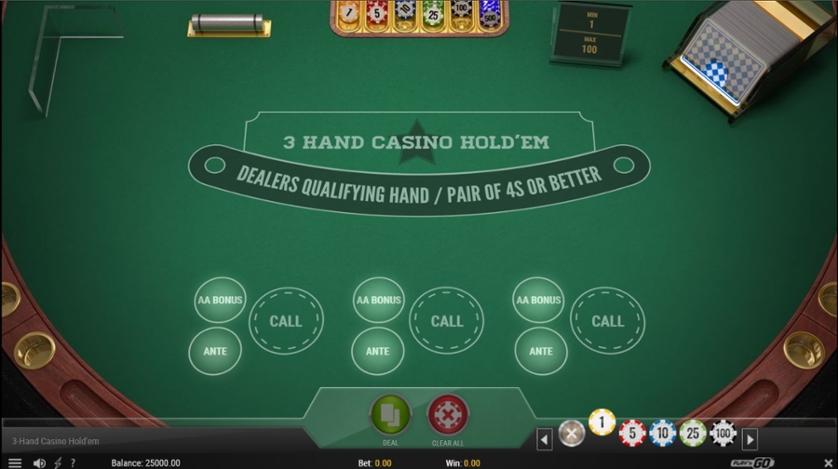 казино холдем играть