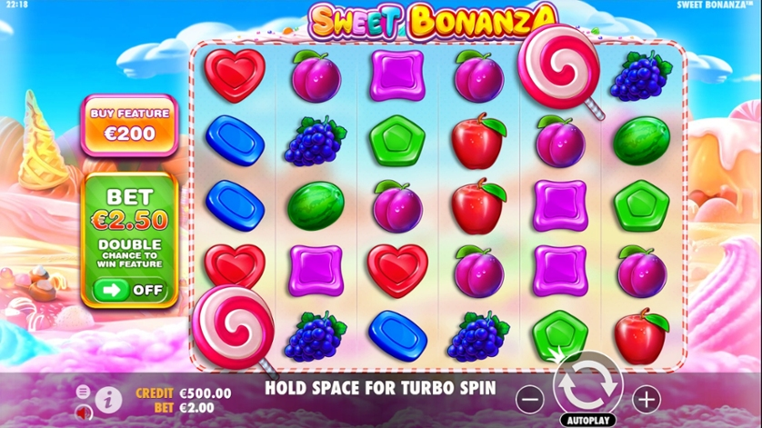 Sweet Bonanza Free Play in Demo Mode